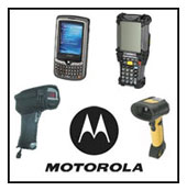 Scanning Solutions from Motorola and Symbol