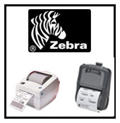 Zebra Printers and Scanners