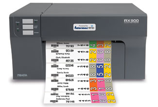 RX900 Color RFID Printer
