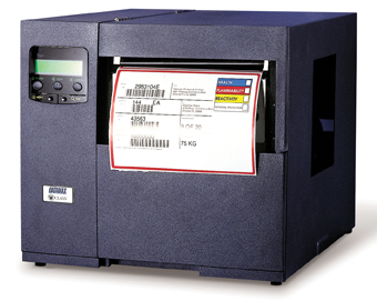 The Zebra LP 2844 Label Printer