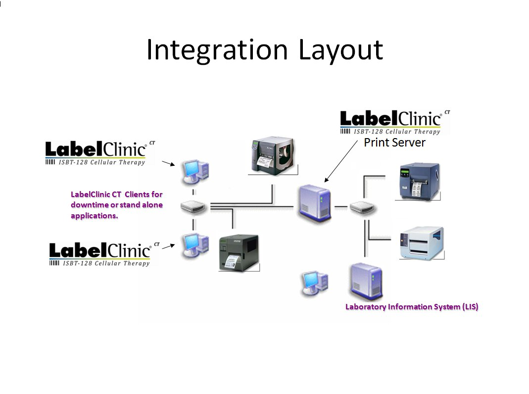 Integration Layout Model