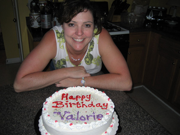 Val's Birthday